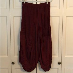 GRIZAS maxi skirt
